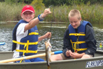 Fish Camp for Kids, June 2015