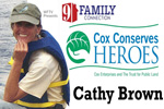 Vote for Cathy Brown