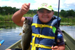 2017 Kids Fish and Boat Camp