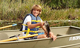 Kid's Fishing and Boating Camp 2019