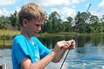 Kid's Fishing and Boating Camp 2020